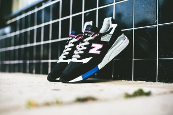 New Balance Made in USA M998BK