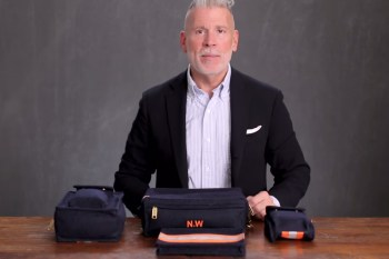 Nick Wooster x Birchbox Man Travel Bag Capsule Collection