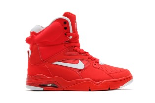 Nike Air Command Force University Red/White-Black/Wolf Grey