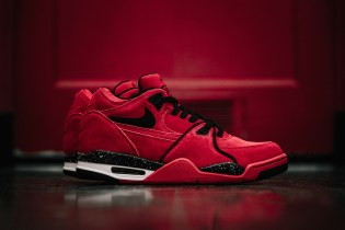 "Nike Air Flight '89 ""Gym Red"""