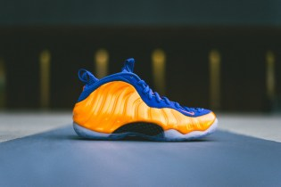 "Nike Air Foamposite One ""Knicks"""