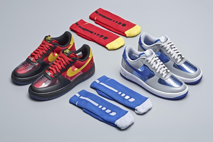 "Nike Air Force 1 CMFT ""Kyrie Irving"" Pack"