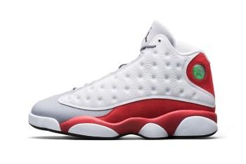 "Air Jordan 13 Retro ""Cement Grey"""