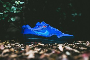 Nike Air Max 1 FB Obisidian/Photo Blue