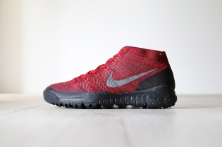 "Nike Flyknit Trainer Chukka SFB ""University Red"""