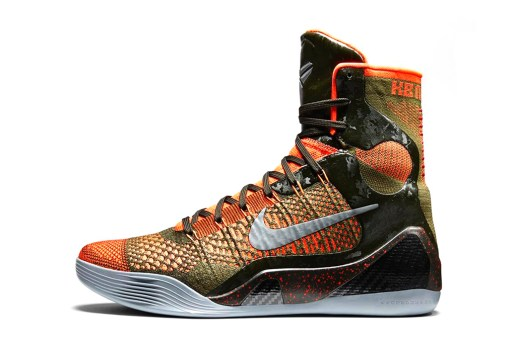 "Nike Kobe 9 Elite ""Sequoia"""