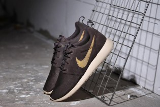 "Nike Roshe Run Suede ""Brown Velvet"""