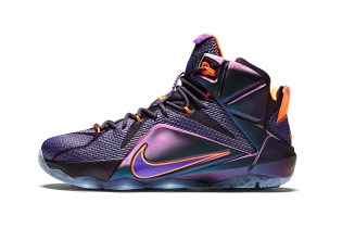 "Nike Unveils the ""Instinct"" & ""Six Meridians"" Editions of the LeBron 12"