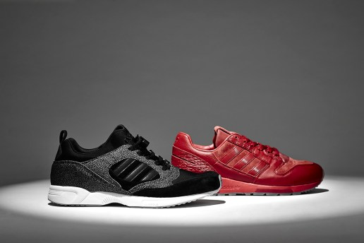 "Offspring x adidas Originals 2014 Fall/Winter ""Mono Luxe"" Pack"