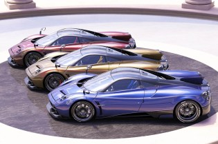 Pagani Expands into China with the Launch of Its Huayra Dinastia Edition