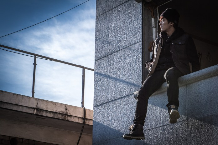 Palladium Boots 2014 Fall Lookbook - Explore Your City: Seoul