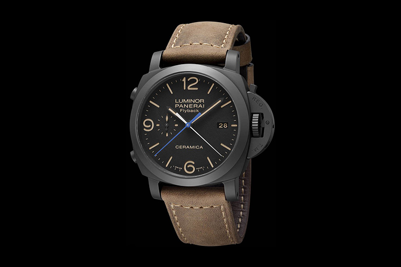 Panerai PAM 580 Luminor Ceramic Flyback Chrono