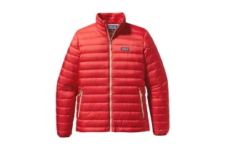 Patagonia 100% Traceable Down Collection
