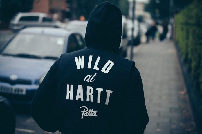 "Patta x Carhartt WIP 2014 Winter ""Wild at Hartt"" Preview"
