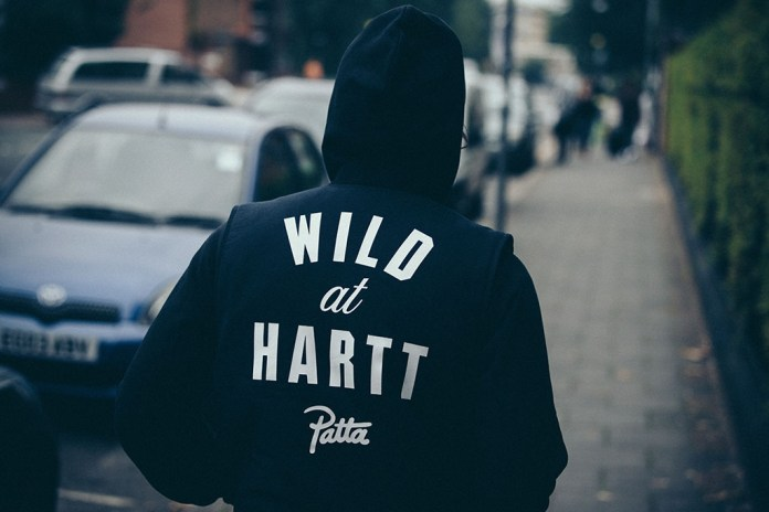 "Patta x Carhartt WIP 2014 Winter ""Wild at Hartt"" Preview"