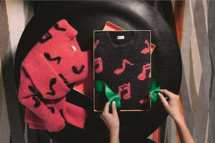 Wrap Up Your Christmas with Paul Smith