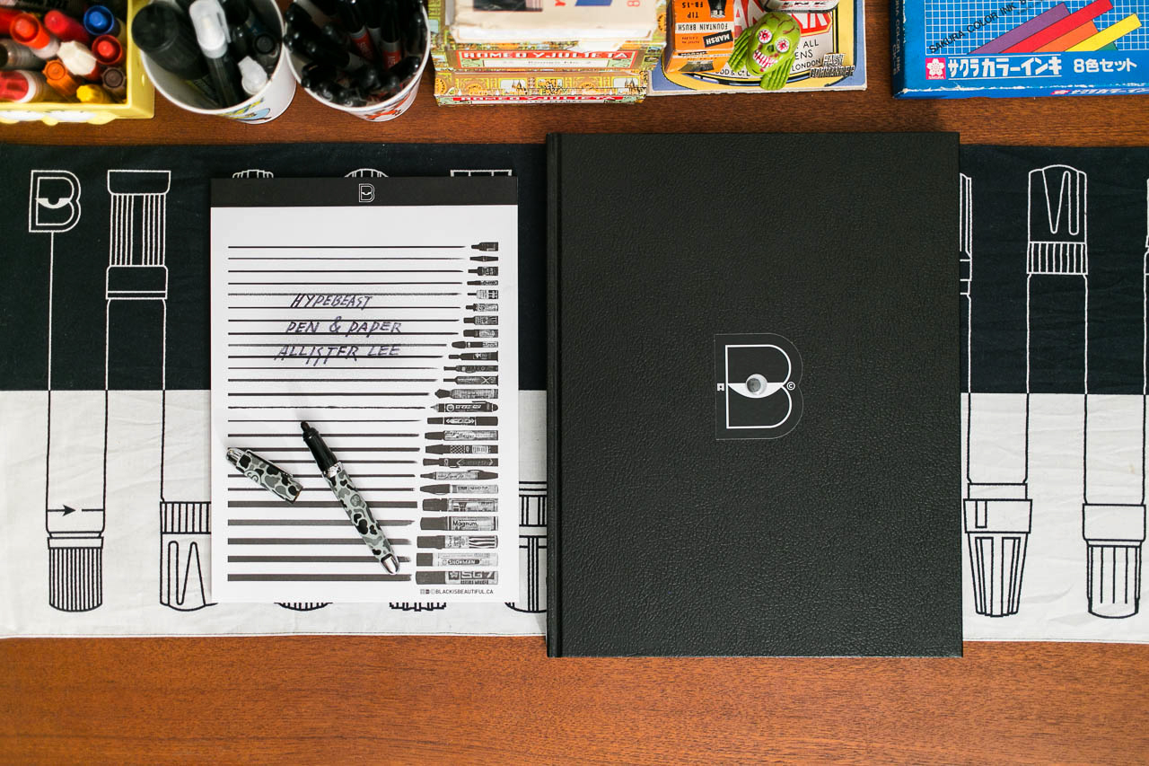Pen & Paper: Allister Lee of Black Is Beautiful