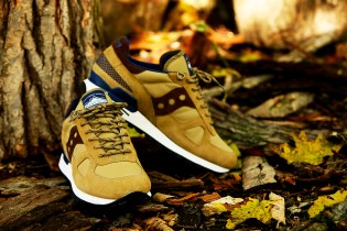 "Penfield x Saucony 2014 Holiday ""60/40"" Pack"