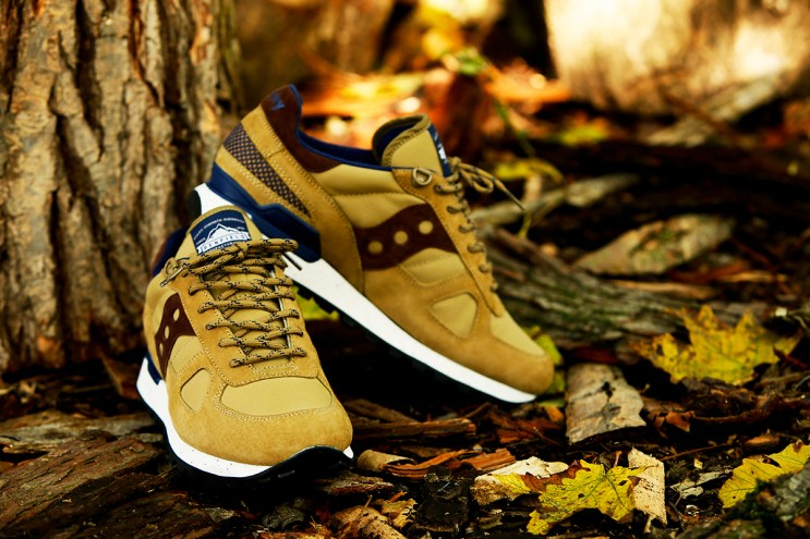 """Penfield x Saucony 2014 Holiday """"60/40"""" Pack"""