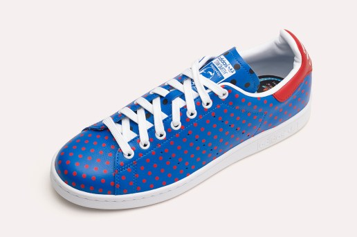 Pharrell Williams & adidas Originals Finish Off 2014 with Two Polka Dot Packs