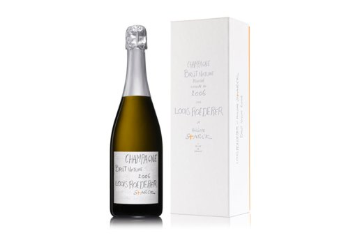 Philippe Starck x Louis Roedere Cuvée Brut Nature 2006