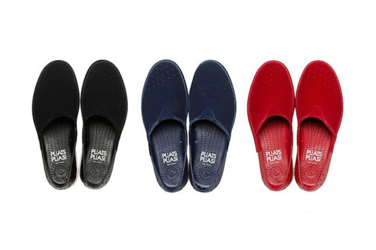 PLEATS PLEASE ISSEY MIYAKE x Native Shoes 2014 Fall/Winter Collection