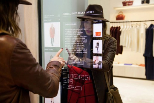 """Rebecca Minkoff and eBay Unveil the """"Digitally Connected"""" Store"""
