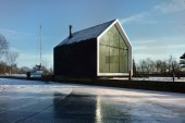 Recreational Island House by 2by4 Architects