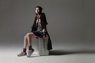 Reebok Classic 2014 Fall/Winter Collection featuring Kiko Mizuhara
