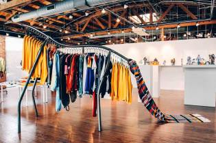REGGIEKNOW of Fashion Figure Inc. and Valerie Julian of Fruition Unveil Their Collaboration at PUBLIC FIGURE