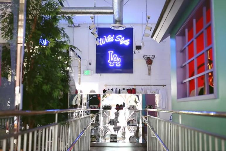 Retail Spaces: Wild Style LA