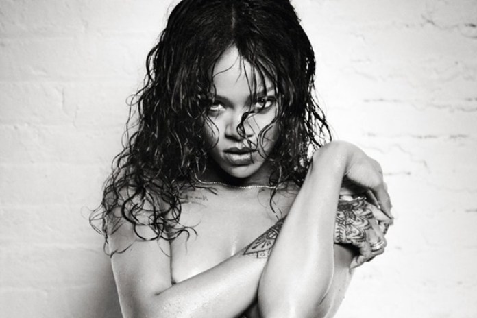 Rihanna Covers Esquire Magazine's December Issue