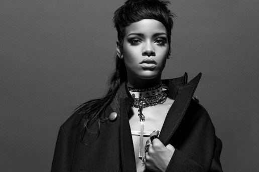 Rihanna Reportedly Set to Design a Line for PUMA