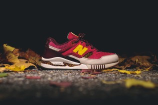 Ronnie Fieg & New Balance Take Inspiration from Central Park & the Brooklyn Bridge