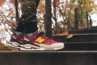 A First Look at the Ronnie Fieg x New Balance 2014 Fall/Winter 530
