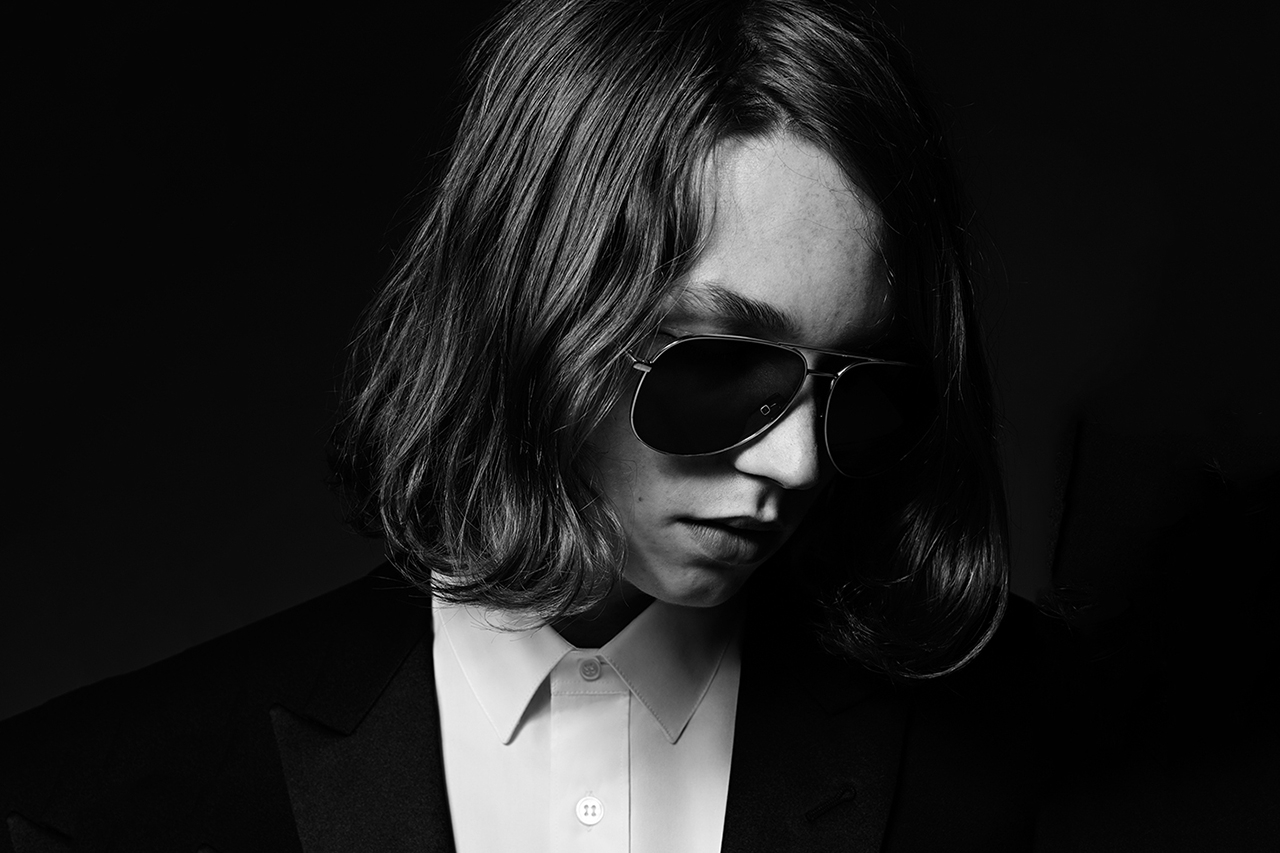 Saint Laurent Permanent Collection featuring Jack Kilmer