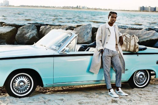 """Salvatore Ferragamo Launches Menswear Project """"A Man's Story"""" for 2015 Spring/Summer"""