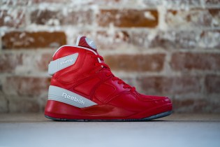 Shoe Gallery x Reebok Pump 25th Anniversary