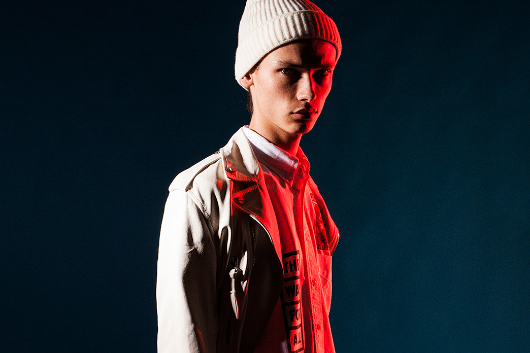 """Slam Jam Socialism 2014 Fall/Winter """"In The Cold Cold Night"""" Editorial"""