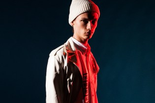 "Slam Jam Socialism 2014 Fall/Winter ""In The Cold Cold Night"" Editorial"