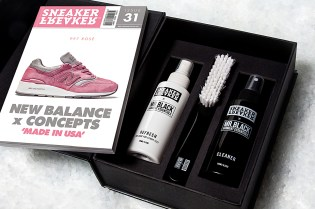 "Sneaker Freaker x Mr. Black ""Midnight Express"" Sneaker Cleaning Kit"