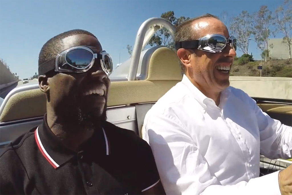 Jerry Seinfeld's Comedians in Cars Getting Coffee: Kevin Hart