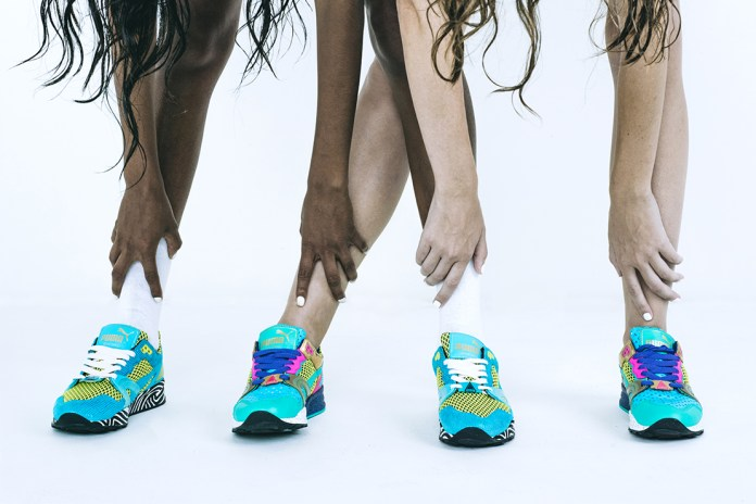 Solange x PUMA 2014 Fall/Winter Collection