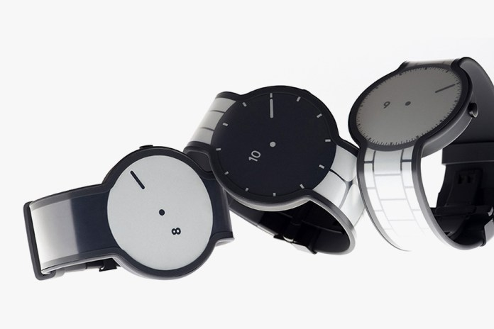 Sony's Unknown Fashion Entertainments Brand Releases an E-Paper Watch
