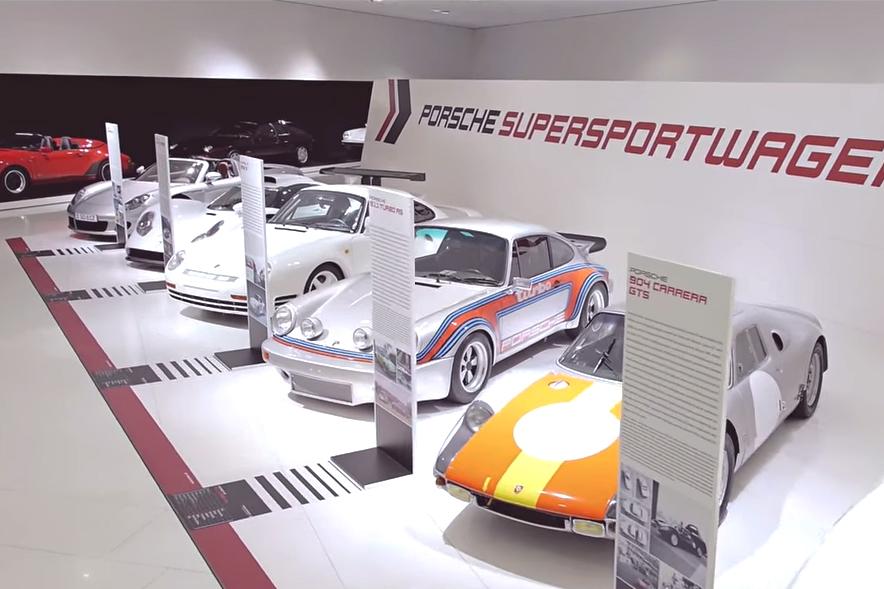 HYPEBEAST Spaces: The Porsche Museum