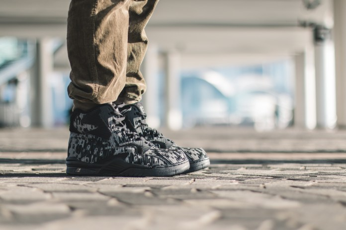 SSUR*PLUS x British Knights 2014 Fall/Winter Control Hi