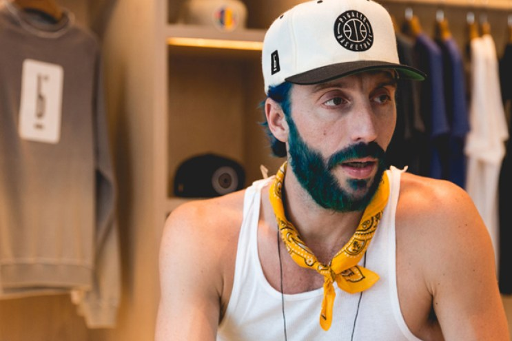 Stephane Ashpool Tips Off Pigalle Basketball Collection at JUICE