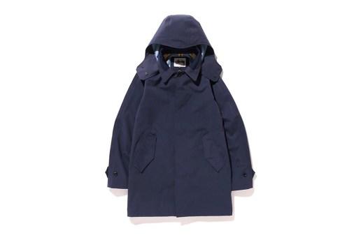 Stussy 2014 Fall/Winter GORE-TEX Soutien Collar Coat