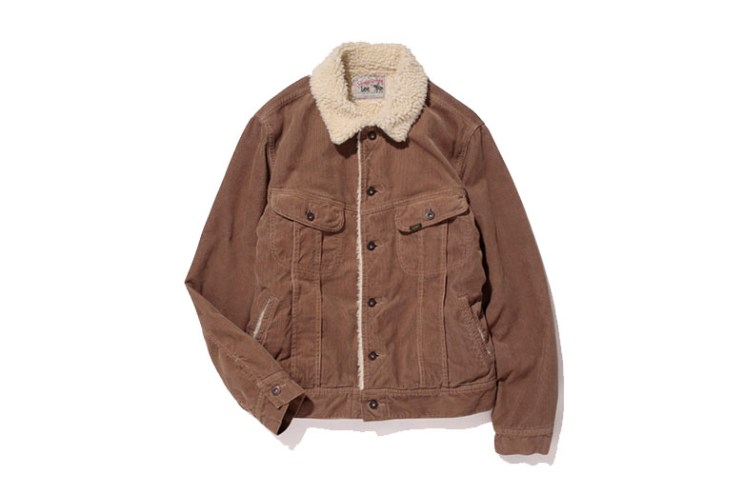 Stussy x Lee 2014 Fall/Winter Collection