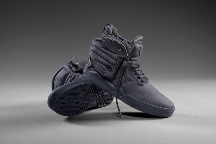 "SUPRA Footwear The Hunger Games Skytop IV ""Black Friday"""